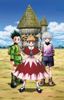 Hunter x Hunter: Greed Island
