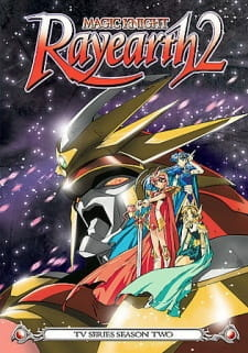 Magic Knight Rayearth II