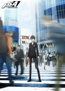 Persona 5 the Animation
