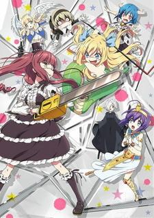 Jashin-chan Dropkick Episode 12