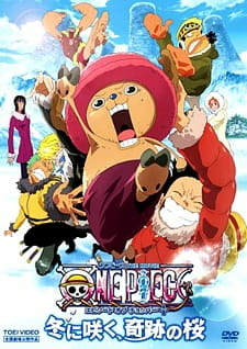 One Piece Movie 9: Episode of Chopper Plus - Fuyu ni Saku, Kiseki no Sakura