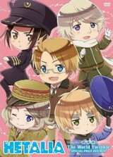 Hetalia: The World Twinkle Specials