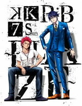 K: Seven Stories Movie 1 - R:B - Blaze