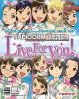 The iDOLM@STER Live For You!