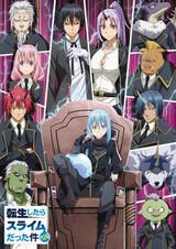 Tensei Shitara Slime Datta Ken 2nd Season: Kanwa - Veldora Nikki 2