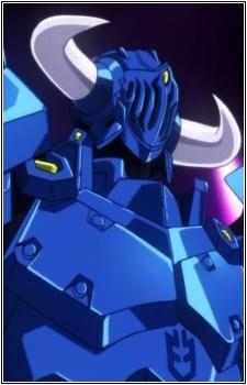Синий Король / Blue Knight