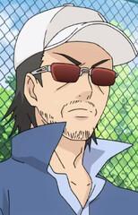 Tennis Club Coach