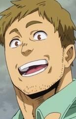 Ochako's Father