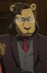 Shishi-gumi Boss