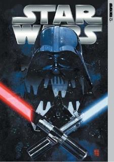 Star Wars Manga Silver