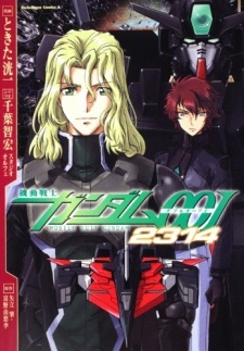 Mobile Suit Gundam 00I 2314