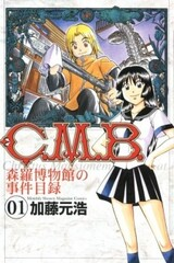 C.M.B. Shinra Hakubutsukan no Jiken Mokuroku