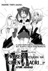 Present Koukan wa Kiken na Kaori...!?