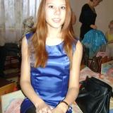 Оленька Наумова